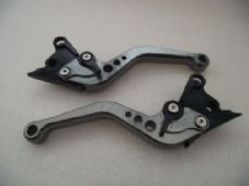Ducati 900SS (98-06), CNC levers short titanium/black adjusters, DB80/DC80